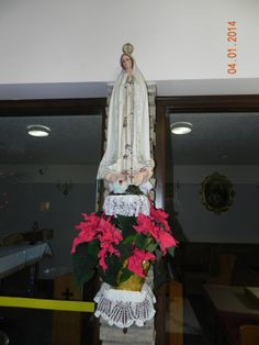 Our Lady of Fatima, pray for us! Mama Mary, Lady Of Fatima, Pray For Us, Good Morning Images, Our Lady, Catholic, Mother Mary, Gud Morning Images, Good Morning Picture
