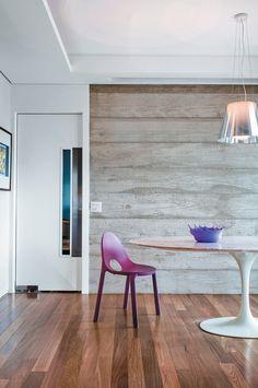 Informe publicitário: Como usar concreto aparente em apartamentos - Casa