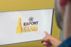 Brewery Converts Glass Bottles Into Sand To Preserve New Zealand Beaches    The campaign aims to help reduce the country's dependence on beach sand for use in industries like construction and pharmaceuticalsGet More Ideas With The PSFK Daily Newsletter   http://www.psfk.com/2017/02/brewery-new-zealand-beaches.html