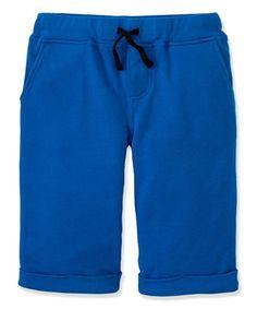 Love this Victoria Blue Shorts - Toddler & Boys on #zulily! #zulilyfinds