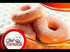 Como hacer donas caseras, facil y divertido!! How to make easy homemade donuts. - YouTube