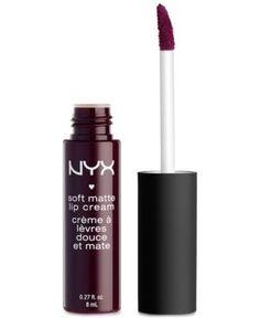 Nyx Professional Makeup Soft Matte Lip Cream - TRANSYLVANIA