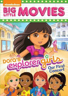 Dora's Explorer Girls: Our First Concert! DVD Review and Giveaway (Ends 6/4)  http://couponsavvysarah.blogspot.com/2015/05/doras-explorer-girls-our-first-concert.html