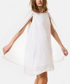 Vestido com capa  Vestidos Lanidor Woman | 2BSTYLE.NET - Network of Brands