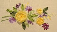 Image result for ribbon embroidery designs for beginners