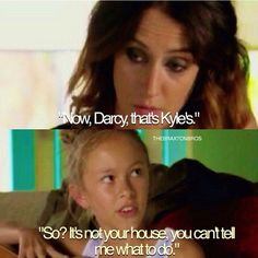 Phoebe and darcy