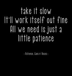 Patience, by Guns 'n' Roses