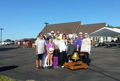 5K Run for Church Bell @ Faith Luthern Church. Harlans time was 24:23. 1st Place. Sept. 6th, 2014.