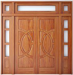 37 Best ideas for door design modern front Craftsman Front Doors, Door Design Wood, Door Gate Design, Wooden Doors Interior, Wooden Main Door Design, House Front Design, Ceiling Design, Art Room Doors, Window Design