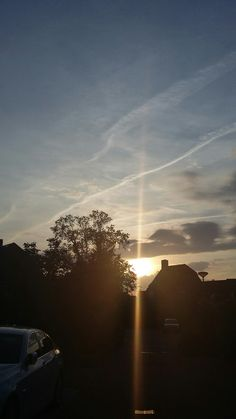 Lovely evening sky
