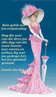 Ons wens jou 'n geseënde verjaarsdag toe xxx Happy Birthday Meme, Happy Birthday Pictures, Birthday Wishes Quotes, Happy Birthday Messages, Birthday Cards, Birthday Greetings For Daughter, Happy Birthday Greetings, Evening Greetings, Teresa