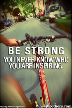 That goes to every of my spin instructors they really know how to push me beyond limits!