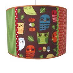 Uiltjes blijven leuk!  Deze geweldige lamp is van Juul design.