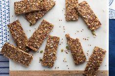 Savory Granola Bars Recipe   Tasting Table