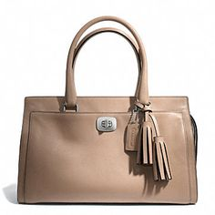 eba6039d72 LEGACY CHELSEA CARRYALL IN LEATHER STYLE NO. 25359  358 Coach Legacy