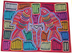 smART Class: Panamanian Molas and a special artist!