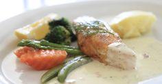 Recette - Pavés de saumon au barbecue | Notée 4/5
