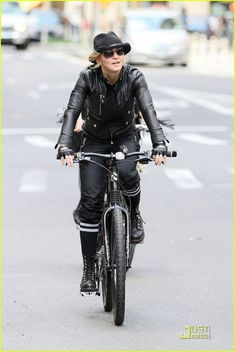 Madonna | Shared from http://hikebike.net #eSpokes #ebikes #bikes