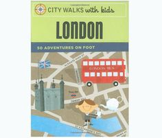 Bringing a teen to London? These are the cool things to do: City Walks for Kids