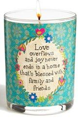Natural Life 'Love Overflows' Candle