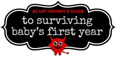Scary Mommy's Guide to Surviving Baby's First Year