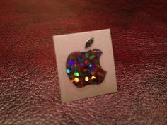 Glitter Apple Logo Skin Sticker Vinyl Decal Film for by phreshious, $5.00