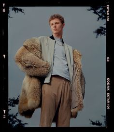 Webber Represents — Ylias Nacer — Vogue Hommes International   Montmartre   Mark Peckmezian