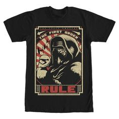 Great news we just  added Star Wars TFA Ord... you can find it  http://shop.boroughkings.com/products/star-wars-tfa-order-rule-t-shirt?utm_campaign=social_autopilot&utm_source=pin&utm_medium=pin