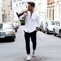 Black white clothes fashion 78