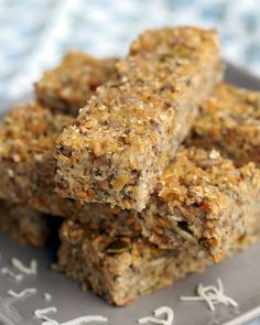 10. Savory Energy Bars #bars #cheap #recipes http://greatist.com/eat/diy-energy-protein-bar-recipes