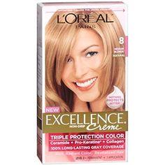 Exc H/C Med Bld  #HairColoringProducts