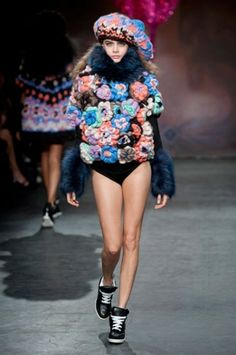 Sister by Sibling - Autunno-Inverno 2013-2014 - Londra - Moda - Elle