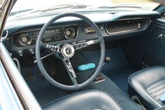 A Nice 1965 Ford Mustang 2