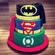 Super Heroes - Justice League