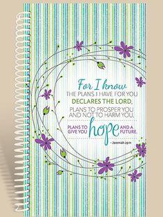 Simplicity Bloom / Prayer Journal / Prayer by IntegrityGraphics