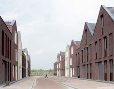 Zeeuws Housing / Pasel.Kuenzel Architects