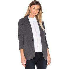G-Star Blake Wool Blazer (€190) ❤ liked on Polyvore featuring outerwear, jackets, blazers, coats & jackets, g-star blazer, short-sleeve blazers, blazer jacket, wool blazer and wool jacket