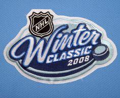 2008 NHL Winter Classic Patch