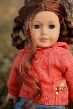 Ag Doll Hairstyles, Hairstyle Ideas, American Dolls, American Girl, Ag Dolls, Girl Dolls, Fuzzy Wuzzy, Dollhouse Ideas, Doll Stuff