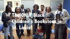 This episode of The Feminine Pronoun youtube blog series finds me sharing the power and resonance of Fannie Lou Hamer with a population she loved — children. The EYESEEME bookstore (the only black children's bookstore in St. Louis) provided a welcoming space for the inquisitive crew and their mentors.