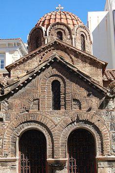 Byzantine Architecture, Historical Architecture, Architecture Design, Free Fotos, Masonic Symbols, Byzantine Art, Early Christian, Old Buildings, Kirchen