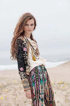 Rapsodia - This embellished jacket is definately rocking!