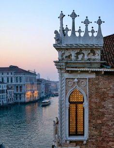 Dusk, Venice, Italy photo via lagam http://exploretraveler.com http://exploretraveler.net