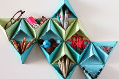 Fun way to store small things!