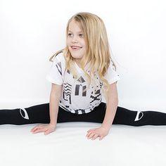 Eyes Leggings by Kid + Kind - Junior Edition www.junioredition.com
