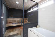 Portable Steam Sauna - We Answer All Your Questions! Portable Steam Sauna, Sauna Shower, Spa Rooms, Toilets, Interesting Stuff, Baths, Modern Farmhouse, Architecture Design, Relax