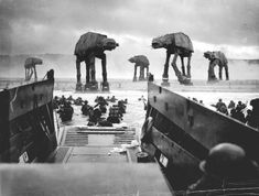Alternative history. The longest day 2: The empire fights on the beaches.