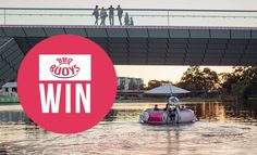 WIN a 2 hour BBQ Buoys Party Time XXL Package for up to 10 people