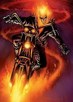 APOCALYPSE SOON PART 2 Temporarily setting aside his quest for the remaining avatars of Lucifer, Johnny Blaze has forced the Ghost Rider into a confrontation with The Hulk in hopes of saving the innocent. But who's going to save Ghost Rider? Comic Book Characters, Marvel Characters, Comic Books Art, Comic Art, Ghost Rider Johnny Blaze, Ghost Rider Marvel, Marvel Comics Art, Marvel Heroes, Marvel Defenders