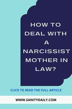 narcissistic mother in law dealing tips Narcissistic Mother In Law, Dealing With A Narcissist, Reading, Tips, Reading Books, Counseling